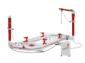 M2E集中控制锰钢板电动大梁校正仪
